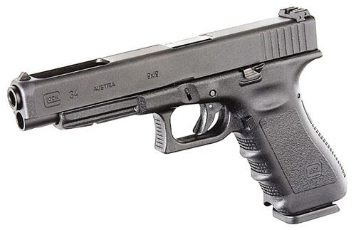 What S The Difference Between A Glock 17 And Glock 34 The Firing